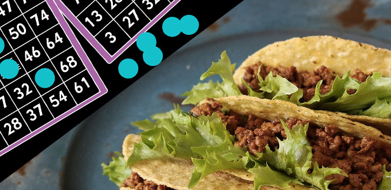 Bingo! It's Taco-Tuesday!